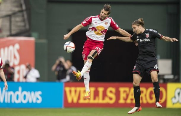 2015 MLS Cup Playoffs: New York Red Bulls Defender Damien Perinelle Out For Remainder Of Postseason