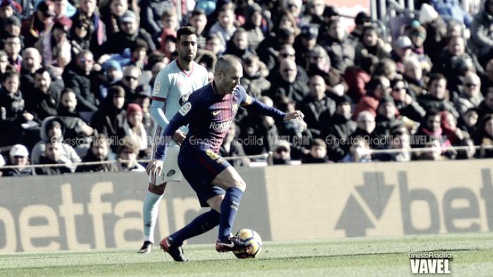 Otra lesión más para la lista de Don Andrés