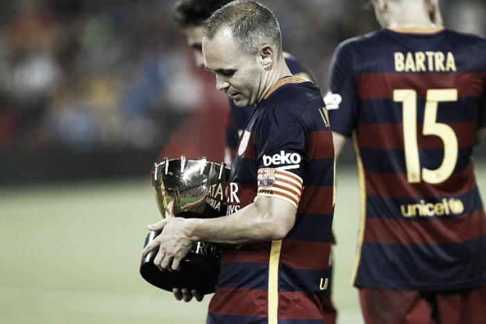 Barça to face Sampdoria in Joan Gamper Trophy