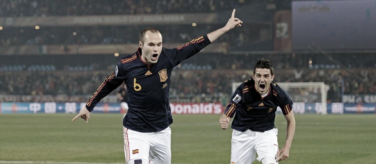 """Iniesta: """"Sigo sintiendo sensaciones del momento del gol"""""""