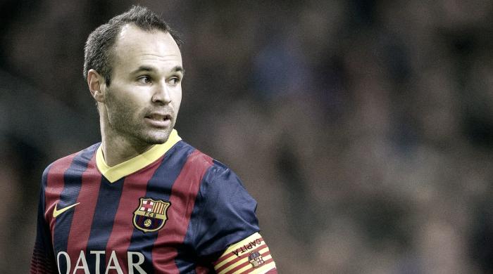Liga: slitta il rinnovo di Iniesta, il Barcellona tentenna su alcune richieste