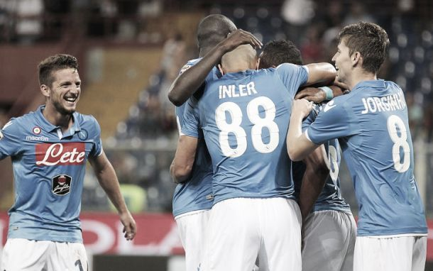 Young Boys - Napoli: Italians hope to keep up Euro consistency
