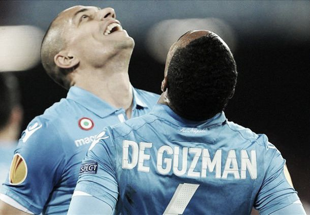 Napoli 1-0 Trabzonspor (5-0 Aggregate): Napoli easily progress to next round