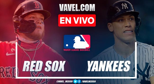 Resumen y carreras: Boston Red Sox 5-2 New York Yankees en MLB 2021
