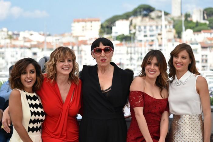 El día que 'Julieta' desembarcó en Cannes