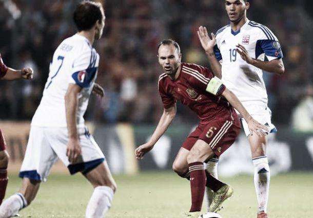 Qualificazioni Euro2016, girone C: in tre per due posti, ma comanda la Spagna