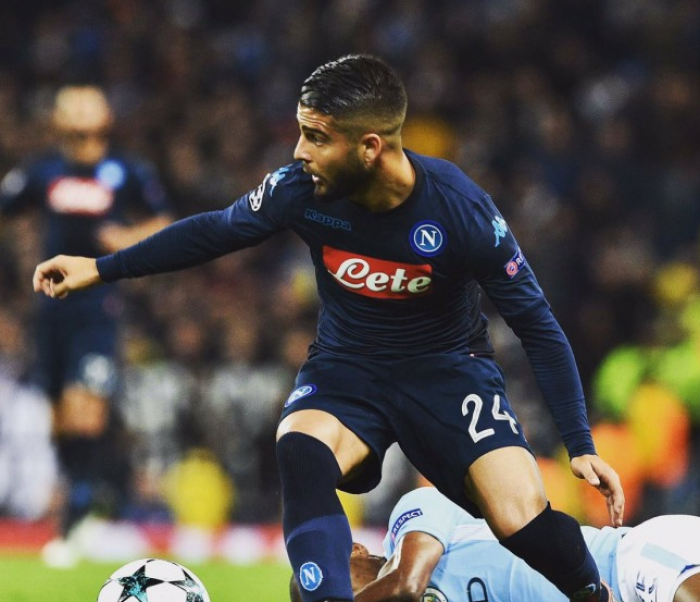 Napoli, Insigne è quasi out: ci sono due alternative