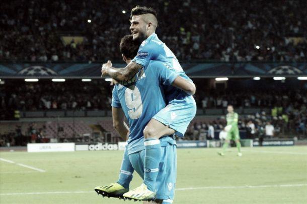 """Napoli, parla Insigne: """"A Milano per i 3 punti"""""""