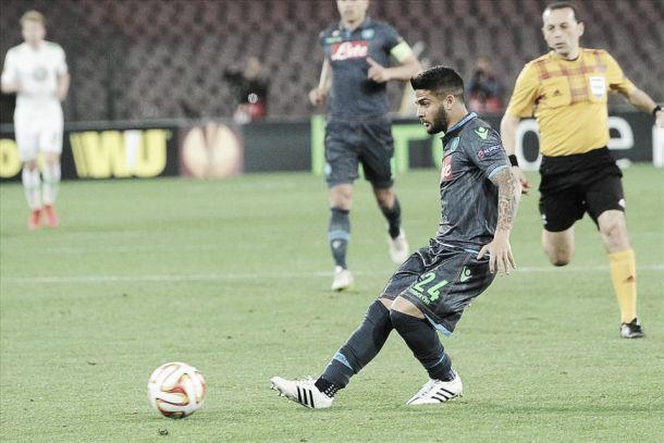 """Lorenzo Insigne: """"Lo daremos todo para conseguir la Europa League"""""""