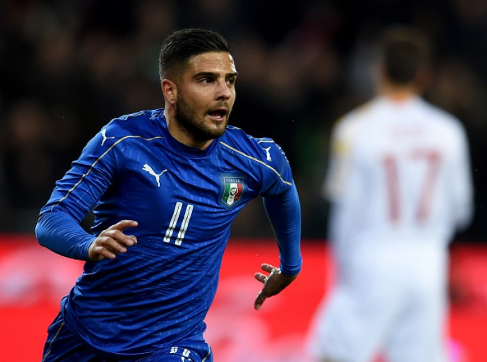 Italia-Spagna 1-1, i giocatori azzurri nel post