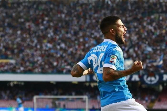 """Napoli, primo pareggio estivo contro il Chievo. Insigne: """"Sapevamo sarebbe stata più difficile"""""""