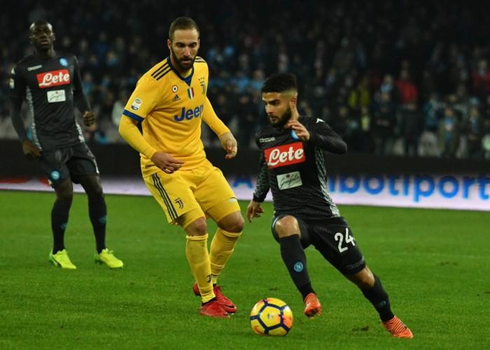 Napoli-Fiorentina, probabili formazioni: ancora in dubbio Insigne. I grattacapi di Sarri