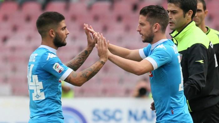 Champions League. Napoli - Besiktas, le formazioni ufficiali: Sarri con Insigne, Callejon e Mertens