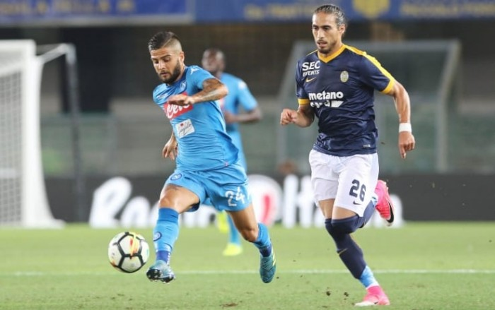 Napoli, ancora differenziato per Insigne: le ultime in vista della Fiorentina