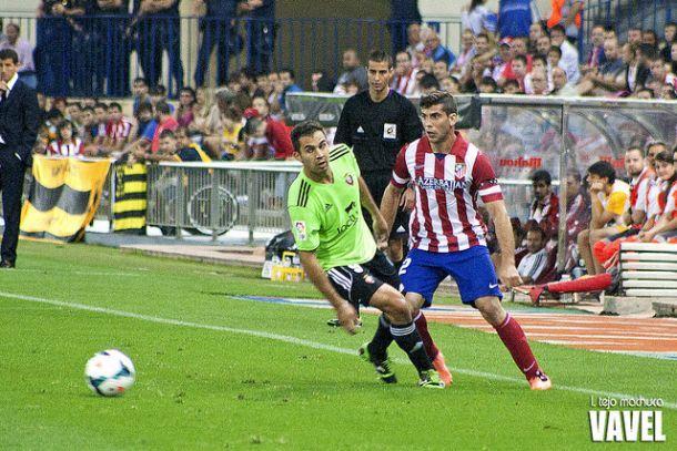 Emiliano Insua busca una salida del Atlético de Madrid