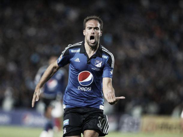 Millonarios, Liga Águila 2015-I: Federico Insúa