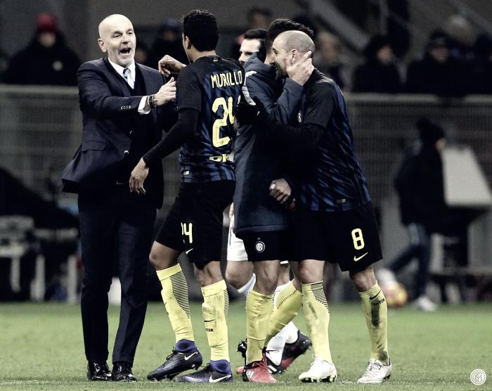Coppa Italia 2016/17 - Luci a San Siro: le formazioni ufficiali di Inter - Bologna