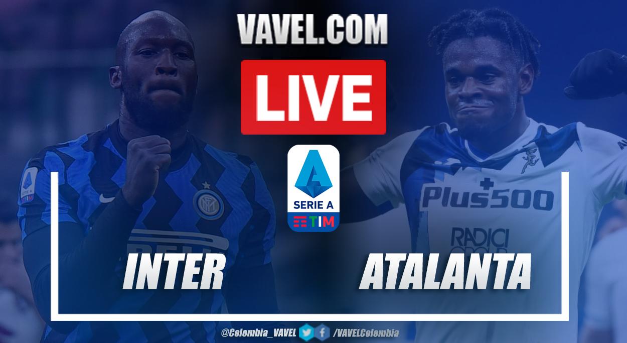 Reusmen Inter vs Atalanta (1-0) en la fecha 26 por Serie A