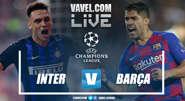 Resumen Inter vs Barcelona en Champions League 2019 (1-2)