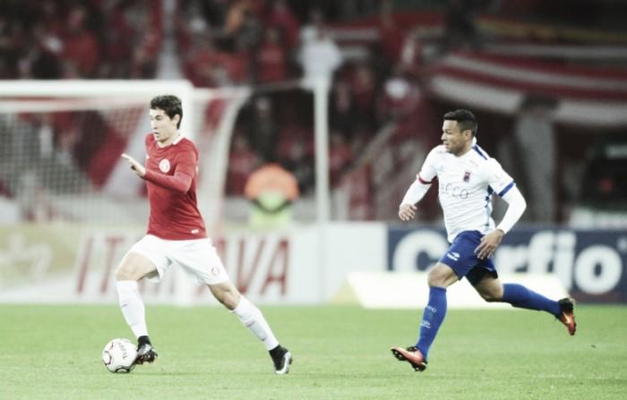 Paraná e Inter se enfrentam com casa cheia na Arena da Baixada em duelo da parte de cima