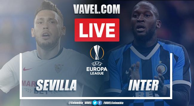 Resumen y goles: Sevilla (3-2) Inter por la final de la Europa League