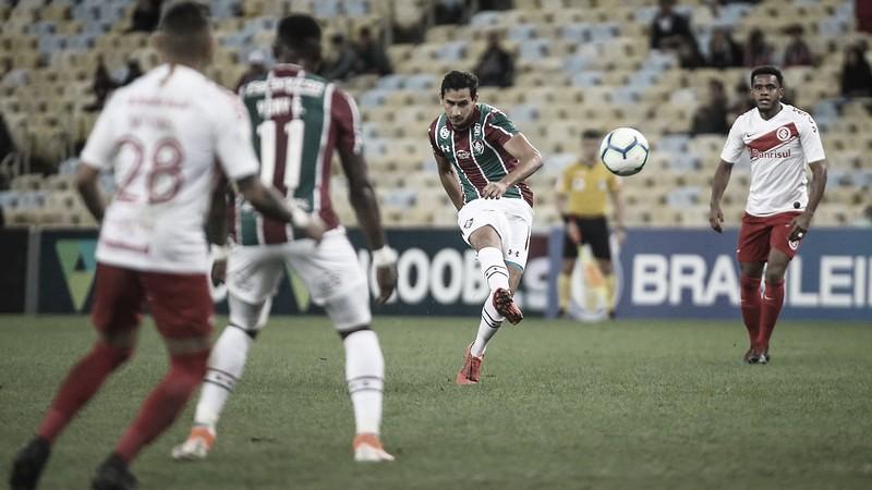 Sem vencer há três partidas, Internacional recebe o Fluminense no Beira-Rio