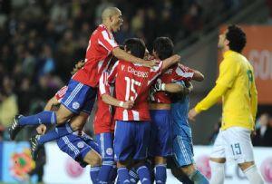 Paraguay semifinalista tras vencer a Brasil en los penaltis