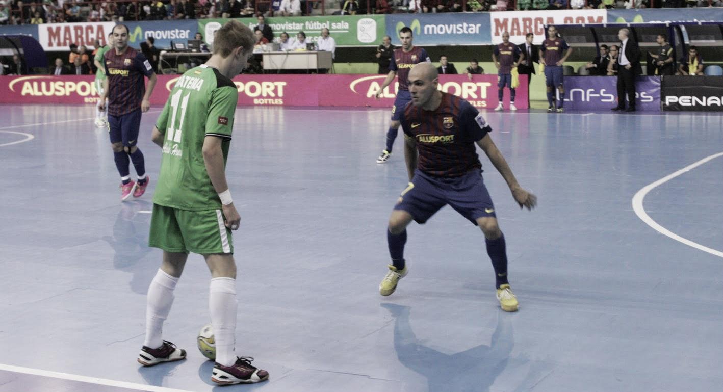 FC Barcelona Alusport - Inter Movistar: Fútbol sala en estado puro