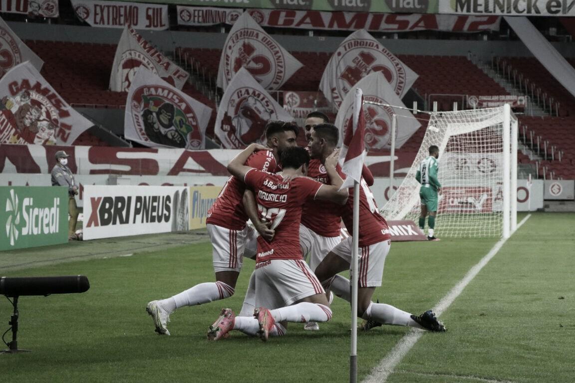 Inter fura retranca do Juventude, goleia e está na final do Gauchão