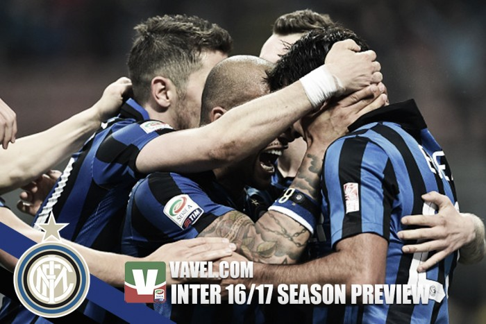 Inter 2016/17 Serie A season preview: Inter to put mediocrity well and truly behind them