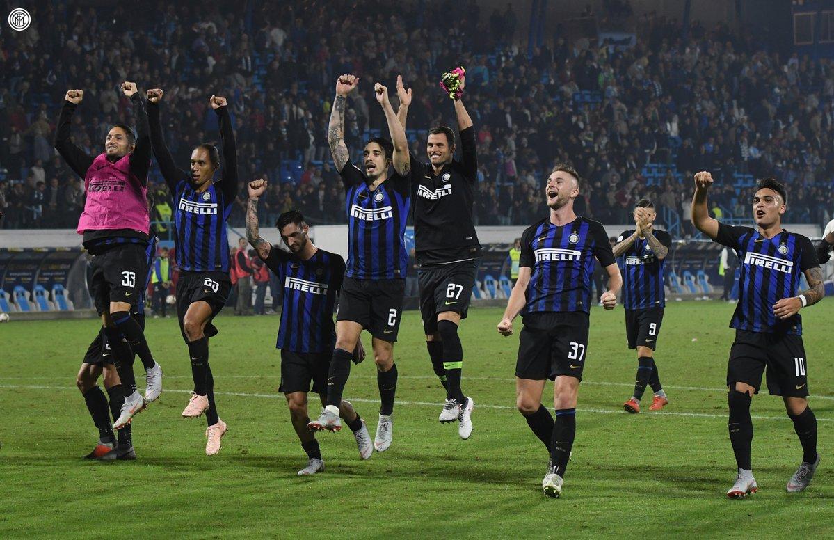 L'Ottobre di fuoco dell'Inter