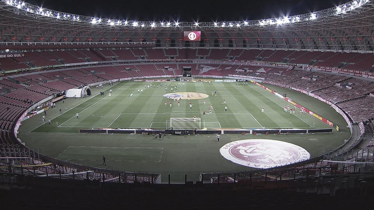 Para quebrar sequência ruim, Internacional e Botafogo se enfrentam no Sul