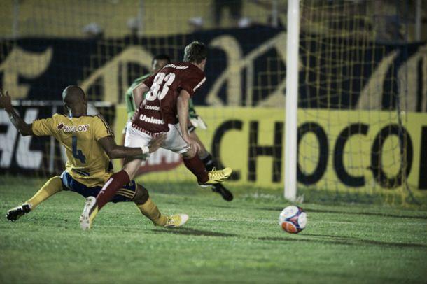 Com gol no finalzinho do jogo, Ernando garante mais uma vitória do Internacional