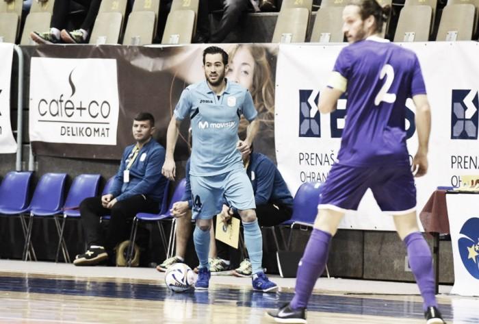 Los españoles serán cabezas de serie en la UEFA Futsal Cup