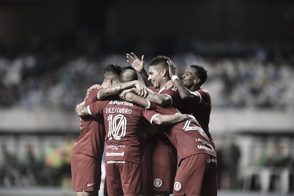 Internacional volta a vencer Paysandu e se classifica para as quartas da Copa do Brasil