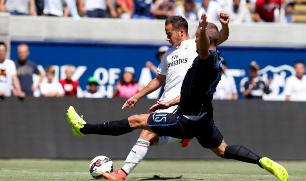 Real Madrid - Inter de Milán: puntuaciones del Real Madrid, International Champions Cup