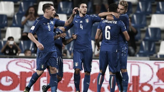 Italia, le scelte di Ventura per le sfide con Macedonia e Albania