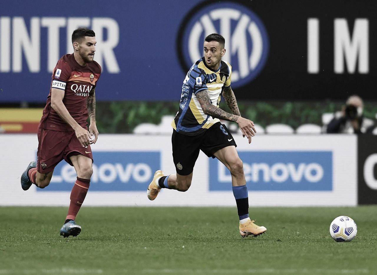 Campeã antecipada do calcio, Internazionale vence Roma e mantém campanha irretocável