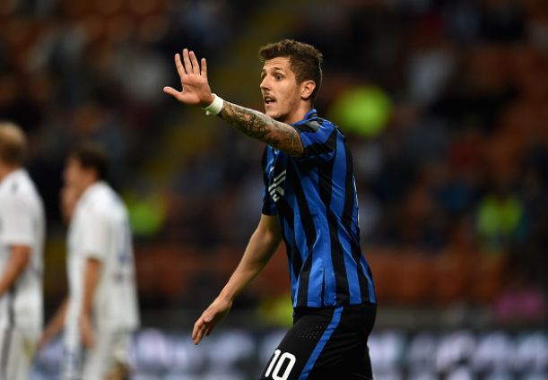 Jovetic regala all'Inter i primi tre punti stagionali, Atalanta battuta di misura