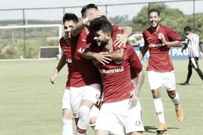 Com favoritismo nas costas, Inter enfrenta Taquaritinga pela segunda fase da Copinha