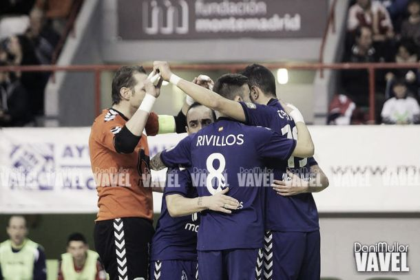 Inter Movistar se ceba con Uruguay Tenerife
