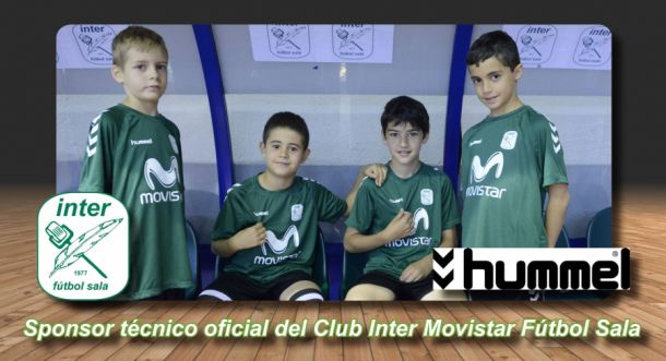 Inter Movistar ficha por Hummel