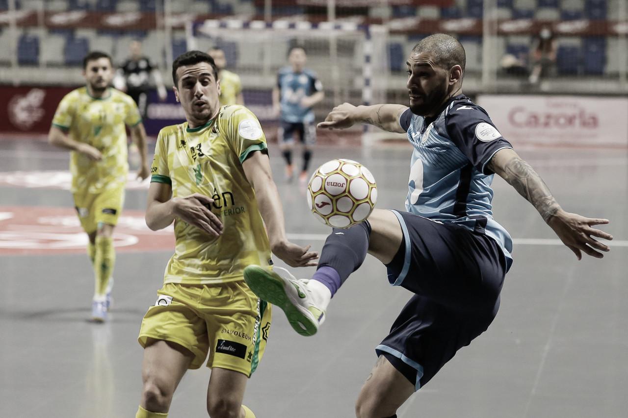 El Movistar Inter a Semifinales sin Ricardinho