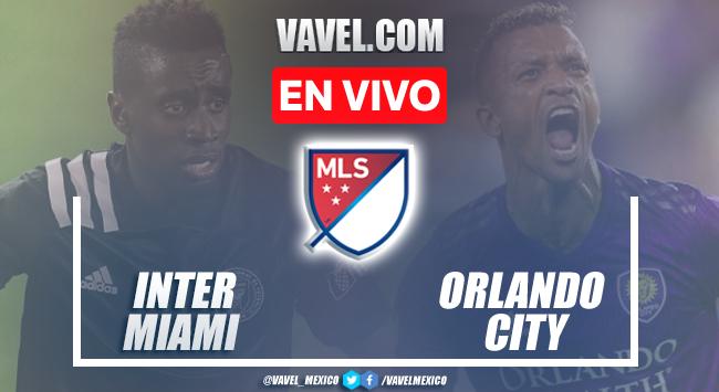 Goles y resumen del Inter Miami 1-2 Orlando Cityen MLS 2021