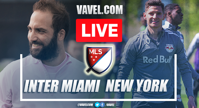 Goals and Highlights: Inter Miami 0-4 New York RB in MLS 2021