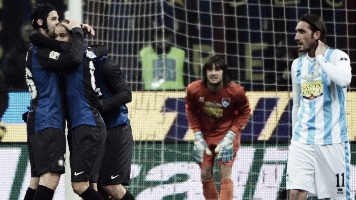 Live Pescara-Inter, Serie A 2016/17  (1-2): ICARDI AL 91'!!!!!