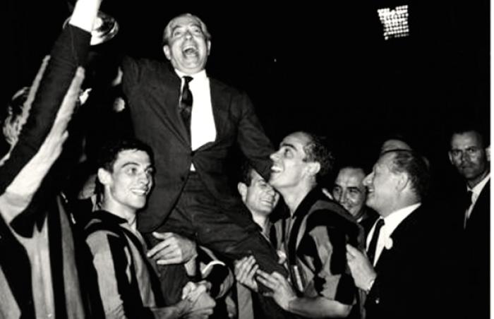 Juve-Inter story - il dopoguerra, Helenio Herrera e il Ciclo leggendario