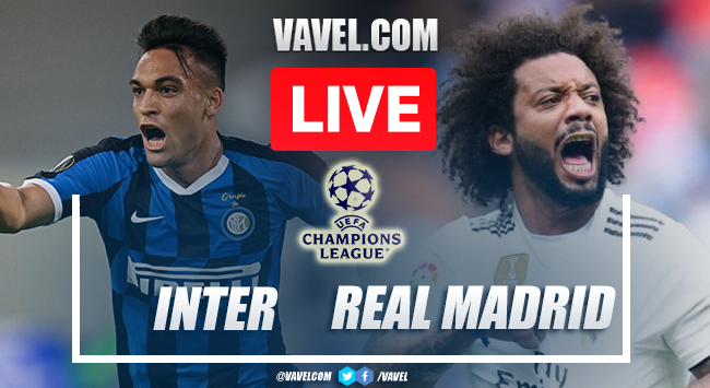 Inter Milan vs Real Madrid LIVE Result in UCL (0-1)