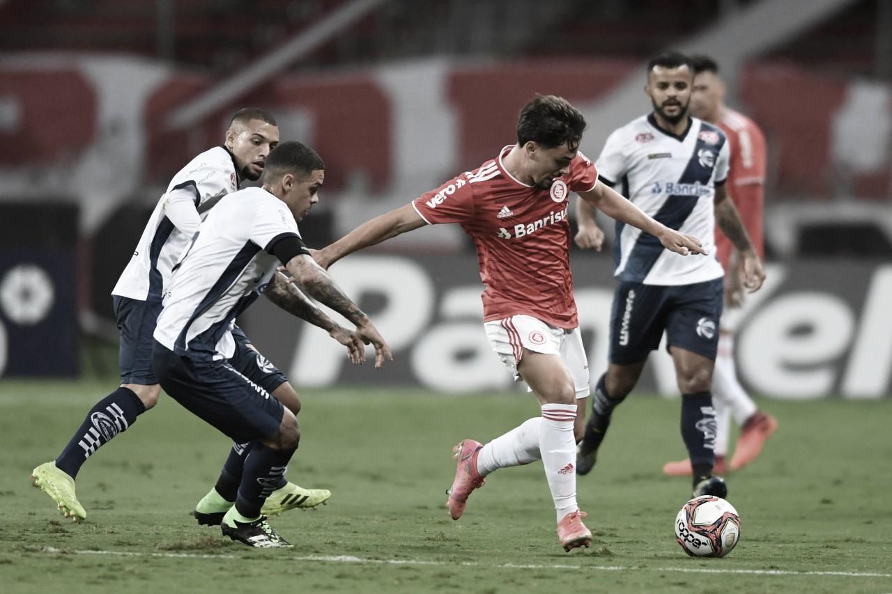 Melhores momentos de Internacional 0 x 0 São José-RS