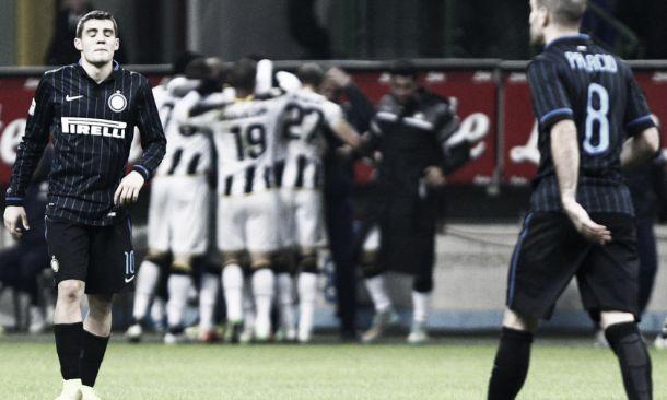 Inter - Udinese 1-2: Stramaccioni sbanca San Siro
